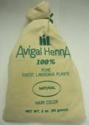Avigal Henna 100% Pure Finest Lawsonia Plants - Hair Colour - Natural 3 0z