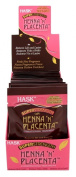 Hask Placenta & Henna Packettes 60ml (Pack of 12) Super Strength