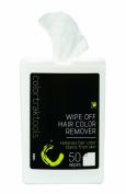 Colortrak Colortrak Wipe-off Hair Colour Remover Wipes, 60ml