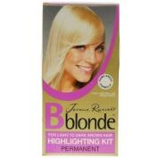 Jerome Russell B-Blonde Permanent Highlighting Kit Maximum Blonding