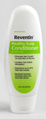 Reventin Healthy Scalp Conditioner for Thin Hair - Promotes Fast Hair Growth for Men and Women. Experience a 67% Boost with New Hairgro.8 Fl Oz
