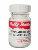 Betty Hutton Hair Pouss Plus Pommade De Traitement