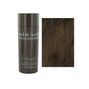Mirage Hair Building Fibres, Light Brown, 25g / 25ml
