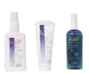Nisim Kalo 3 Pak Lotion, Spray and Ingrown Hair Treatment