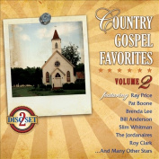 Country Gospel Favorites, Vol. 2
