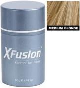 Xfusion Keratin Hair Fibres-Medium Blonde 10ml