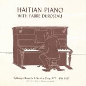 Smithsonian Folkways FW-06837-CCD Haitian Piano