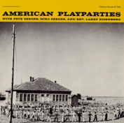 Smithsonian Folkways FW-07604-CCD American Play Parties
