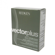 Redken Vector Plus Perm Kit (Extra Body Formula with taurine) for defined resilient curls.