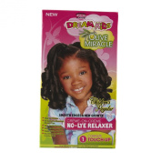 African Pride Dream Kids No-Lye Relaxer Touch up Kit Regular
