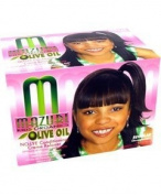 Mazuri Kids Olive Oil Conditioning Hair Relaxer