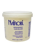 Nairobi Replenishing Hair Relaxer Plus Formula for Coarse To Resistant Hair Unisex Relaxer, 1890ml