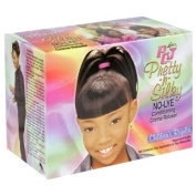 PCJ Pretty-n-Silky No-Lye Conditioning Creme Relaxer for Children