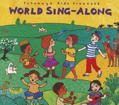 Putumayo Kids Presents: World Sing-Along [Digipak] *
