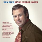 Sings George Jones *