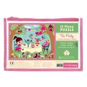 Tea Party Pouch Puzzle