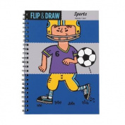 Mudpuppy Sports Flip and Draw