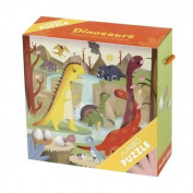 Dinosaurs Jumbo Puzzle