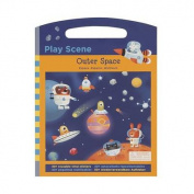 Outer Space Play Scenes