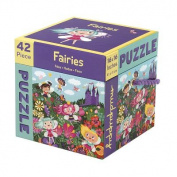 Fairies 42 Piece Puzzle