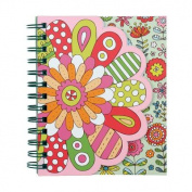 Flower Power Layered Journal