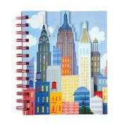NYC Skyline Layered Journal