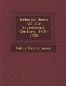 Icelandic Books of the Seventeenth Century, 1601-1700