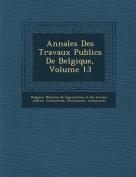 Annales Des Travaux Publics de Belgique, Volume 13 [FRE]