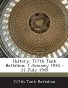 History, 717th Tank Battalion