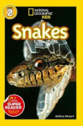 National Geographic Kids Readers: Snakes (National Geographic Kids Readers
