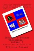 Sybrina's Phrase Thesaurus