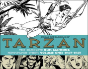 Tarzan: The Complete Russ Manning Newspaper Strips
