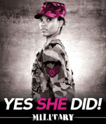 Yes She Did! Military