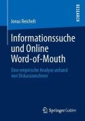 Informationssuche Und Online Word-Of-Mouth [GER]