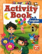 Activity Book: English Age 4+