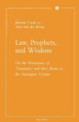 Law, Prophets, and Wisdom