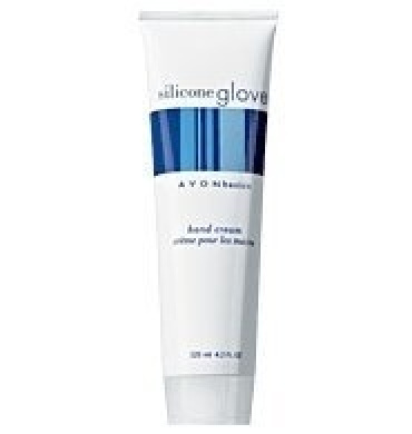 Avon basics silicone glove hand cream 100ml