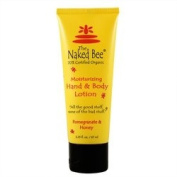 The Naked Bee - Pomegranate & Honey Hand & Body Lotion 70ml