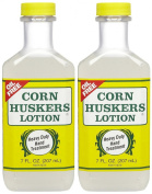 Corn Huskers Heavy Duty Oil-Free Hand Treatment Lotion -- 210ml, 2 Packs