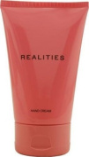 Realities by Realities Cosmetics for Women Hand Cream 4.2 Oz / 125 Ml