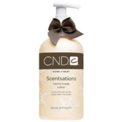 CND Scentsations Holiday Luxury Lotion Vanilla Suede with Hing of Coffee - 250ml