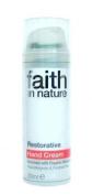 Faith In Nature Restorative Hand Cream Hypoallergenic 50 ml