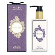 Abahna - Lilac Rose & Geranium Hand Cream - 250ml
