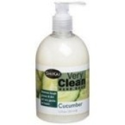 Shikai Products Cucumber Very Clean Hand Soap