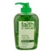 Faith in Nature Hand Wash - Aloe Vera and Tea Tree