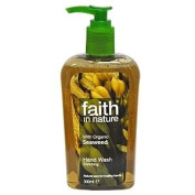Faith In Nature Organic Seaweed Natural Enriching Hand Wash 300ml