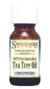 Tea Tree Oil 2 fl oz (59 ml) Liquid by Swanson Ultra
