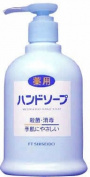 Shiseido FT | Hand Wash | Hand Soap 250ml