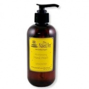 The Naked Bee Unscented Hand Wash 240ml liquid soap
