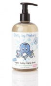 My True Nature Ollie & #039;s Dirty By Nature Super Sudsy Hand Soap